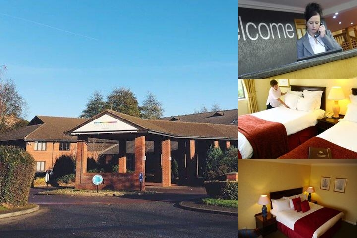 Urban Hotel Grantham photo collage