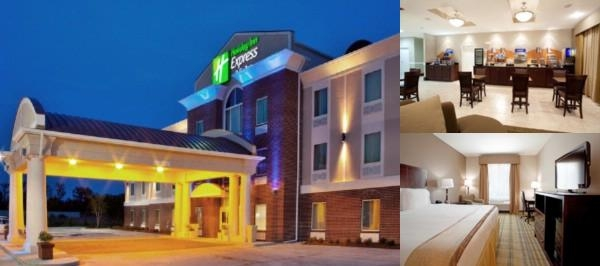 Holiday Inn Express & Suites Galliano photo collage