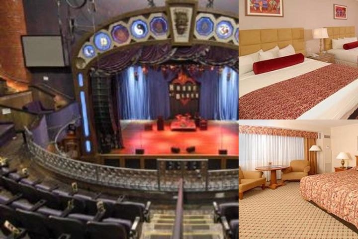 Showboat Atlantic City photo collage