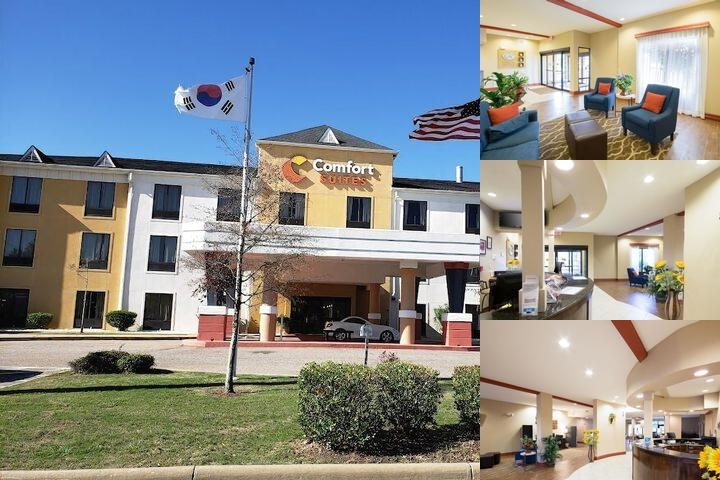 Comfort Suites Montgomery photo collage