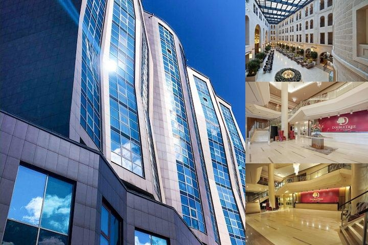 Doubletree by Hilton Bratislava photo collage