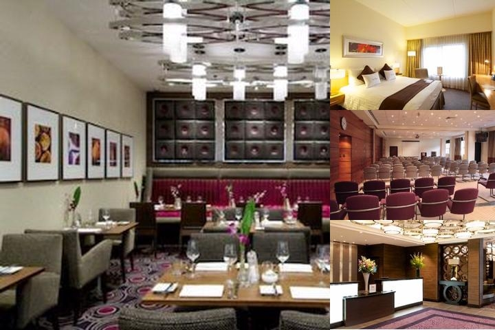 Doubletree by Hilton London Victoria photo collage