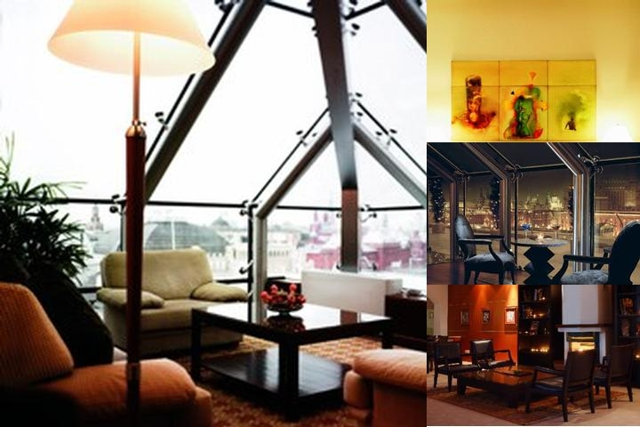 Ararat Park Hyatt photo collage