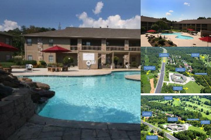 Westgate Lodging Photo Collage