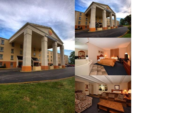 Comfort Inn Westport photo collage