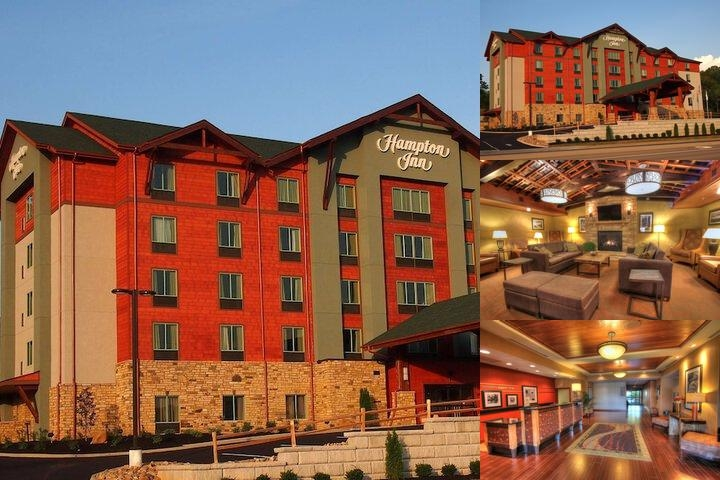 Hampton Inn Pigeon Forge photo collage