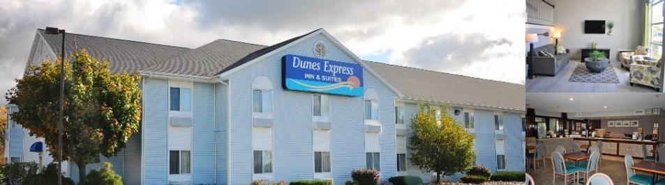 Dunes Express Inn & Suites photo collage