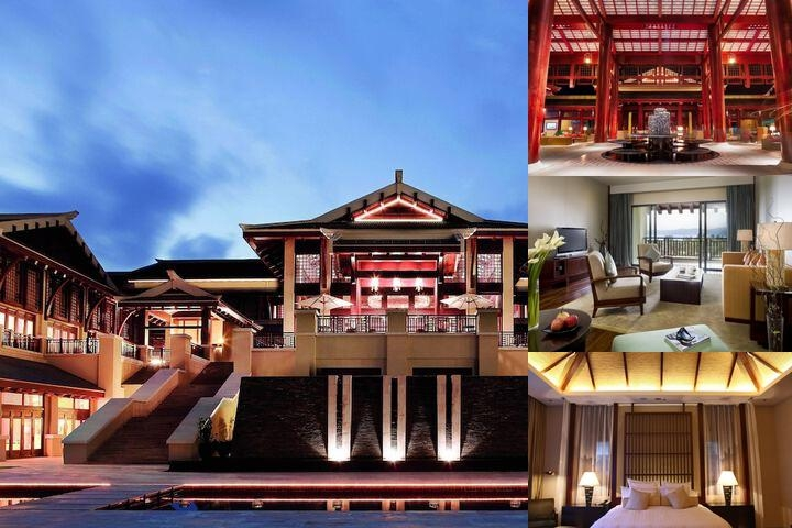 The Ritz Carlton Sanya Yalong Bay photo collage