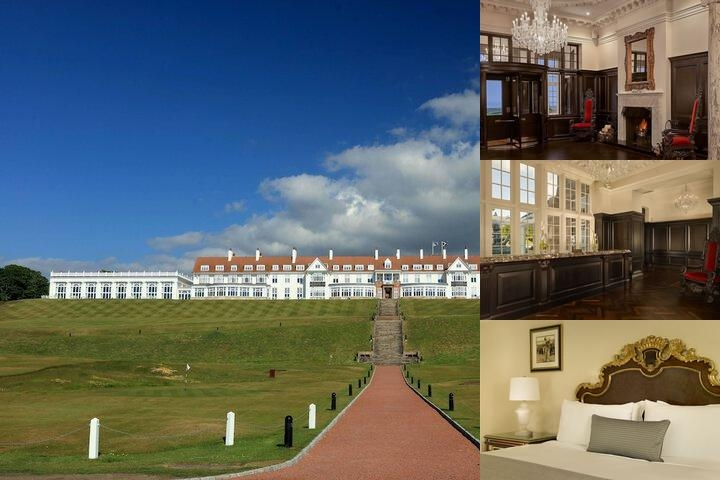Trump Turnberry a Luxury Collection Resort photo collage