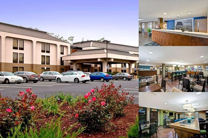 Hampton Inn Milford photo collage
