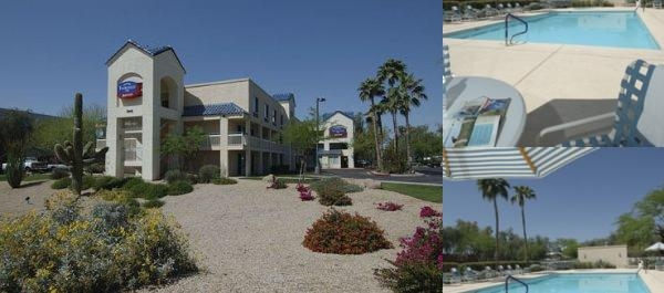 Fairfield Inn Scottsdale North photo collage