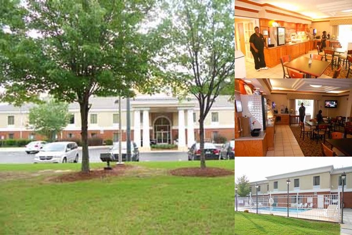 Quality Inn & Suites Decatur photo collage