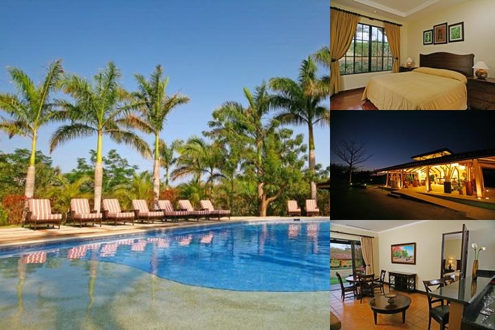 Hacienda Pinilla Vacation Rentals photo collage