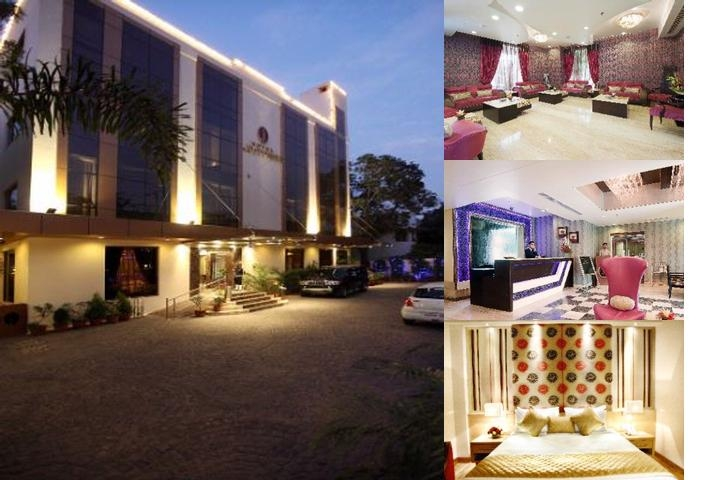 Hotel Jivitesh photo collage