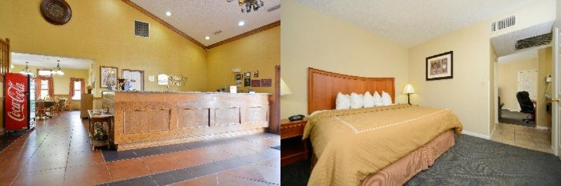 Best Western Country Suites photo collage