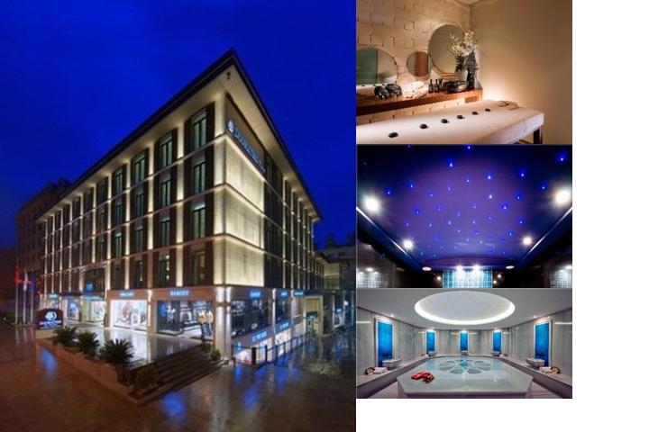 Doubletree by Hilton Istanbul Old Town photo collage