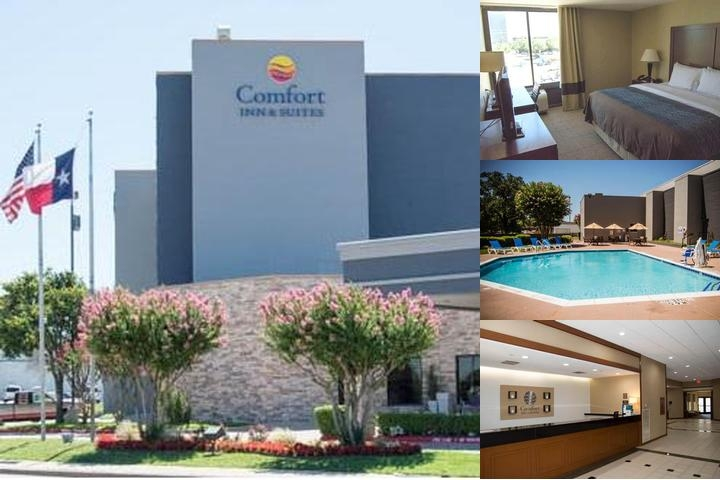 Holiday Inn Express Hotel & Suites Plano East photo collage