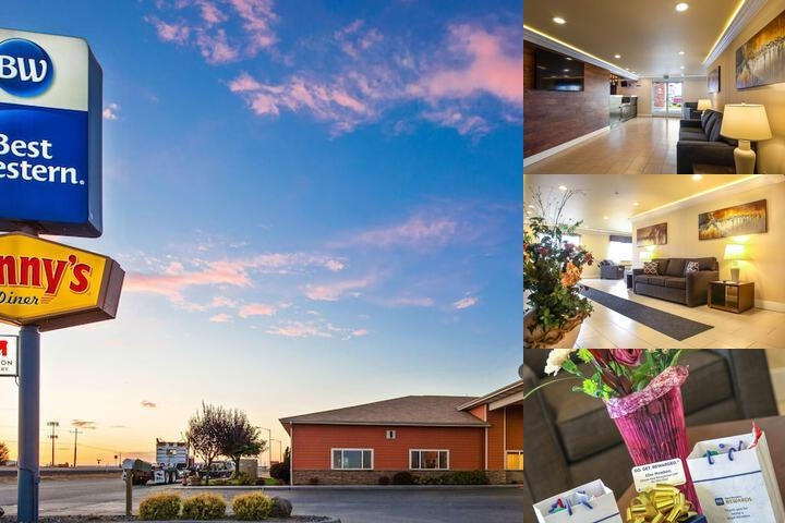 Best Western Hermiston Inn photo collage