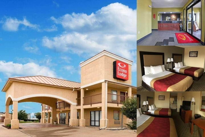 Econo Lodge Hillsboro Photo Collage