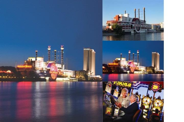 Colorado Belle Hotel Casino Resort photo collage