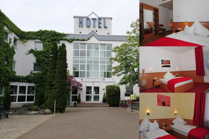 Comfort Hotel Wiesbaden Ost photo collage