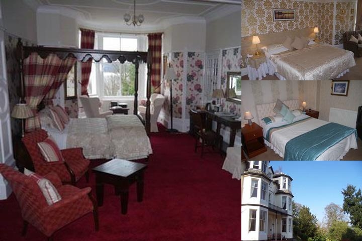 Abbots Brae Hotel photo collage