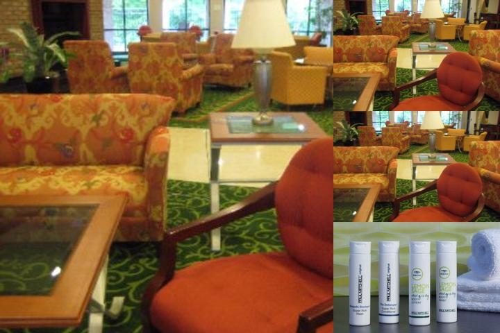 Courtyard by Marriott Suffolk Chesapeake photo collage