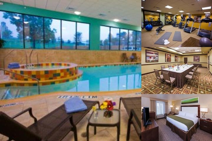 Holiday Inn Express Fort Worth Downtown photo collage