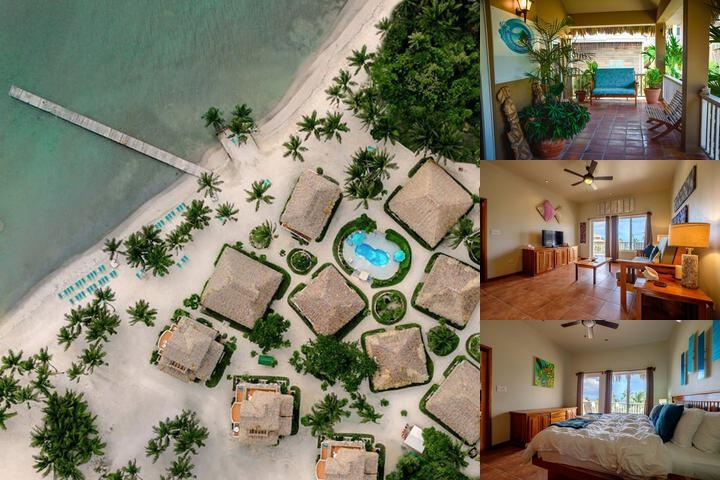 Sapphire Beach Resort photo collage