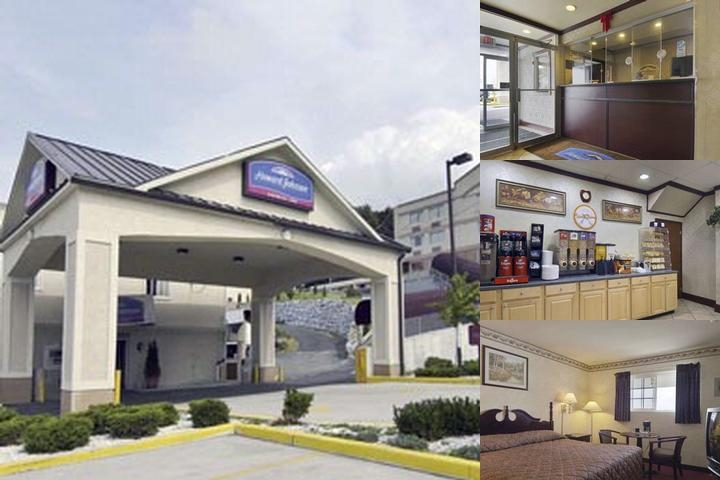 Howard Johnson North Bergen photo collage