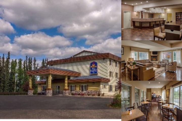 Best Western Plus Pioneer Park Inn photo collage