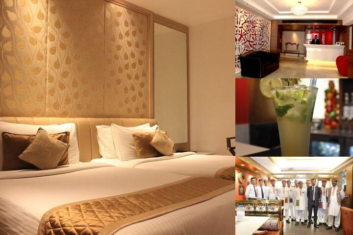 Hotel Swati photo collage