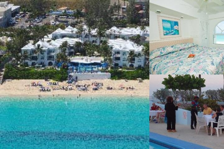 Paradise Island Beach Club photo collage