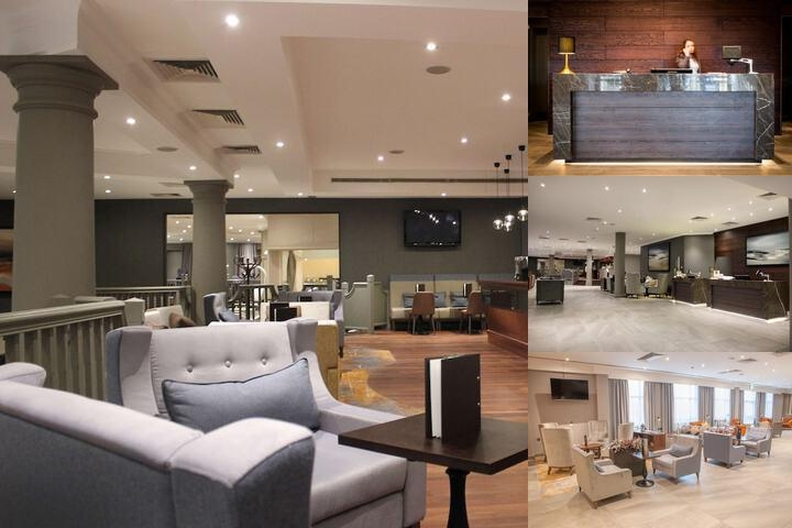 Doubletree by Hilton Swindon photo collage