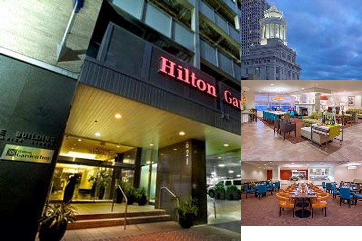 Hilton Garden Inn New Orleans French Quarter / Cbd photo collage