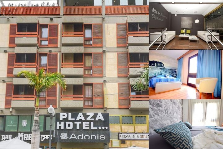 Hotel Adonis Plaza photo collage