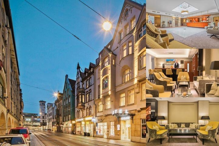 Best Western Hotel Excelsior photo collage