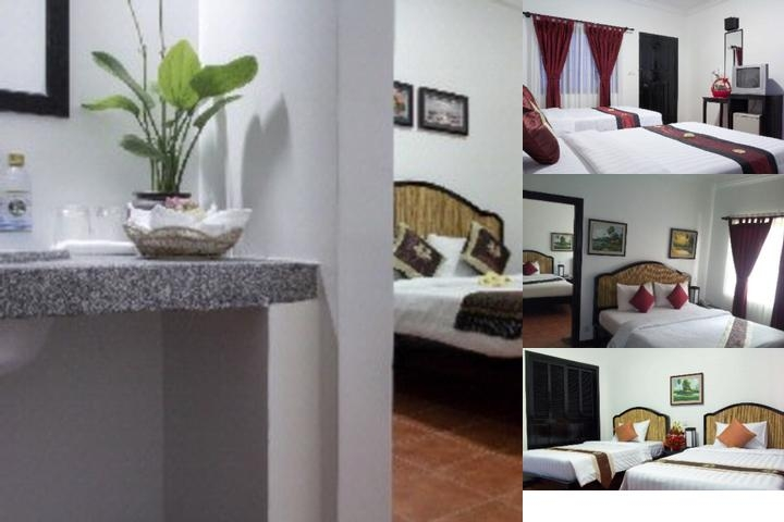 Dyna Boutique Hotel photo collage