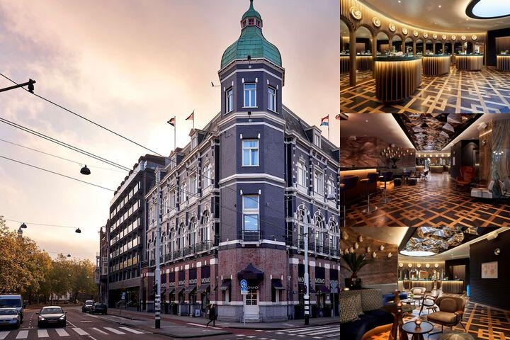 Park Hotel Amsterdam photo collage