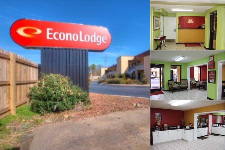 Econo Lodge Research Triangle Park photo collage