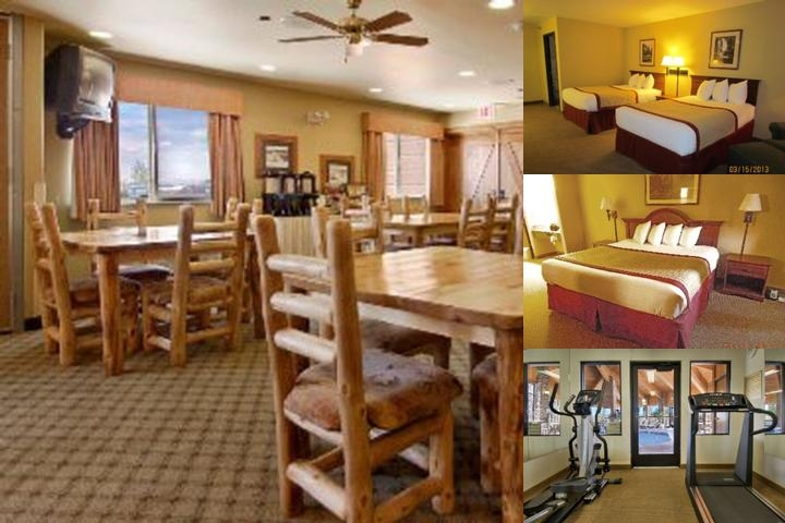 Baymont Inn & Suites Pinedale photo collage