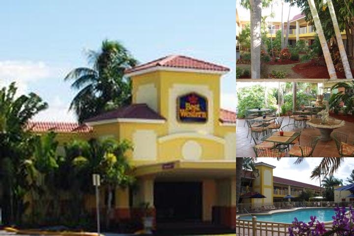 Best Western Plus University Inn photo collage