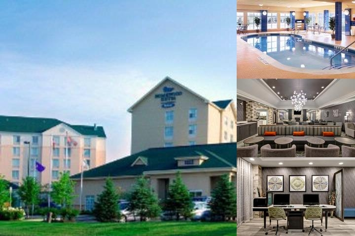 Homewood Suites by Hilton Burlington photo collage