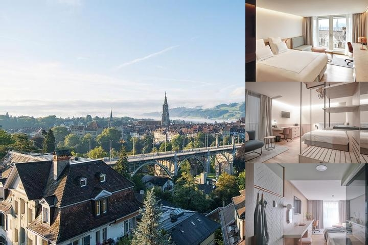 Hotel Allegro Bern photo collage