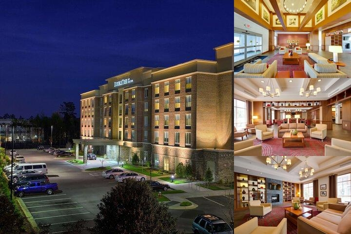 Doubletree by Hilton Raleigh Cary photo collage