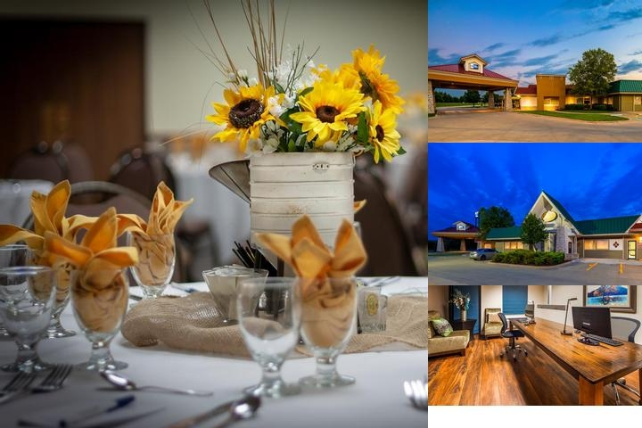 Best Western Wichita North photo collage