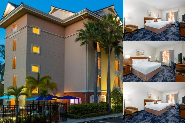 Fairfield Inn by Marriott Clearwater photo collage