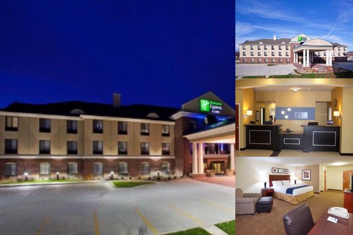 Holiday Inn Express & Suites Lafayette East photo collage