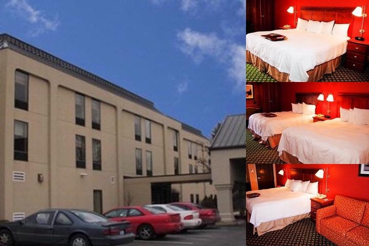 Comfort Inn Oxford photo collage