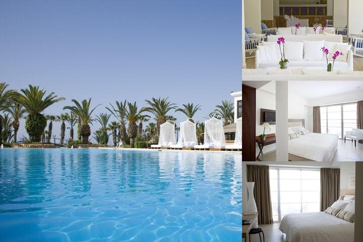 Sentido Sandy Beach photo collage